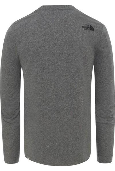 The North Face M Ls Sımple Dome Erkek Sweatshirt