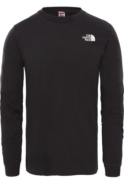 The North Face M Ls Sımple Dome Erkek Uzunkol T-shirt