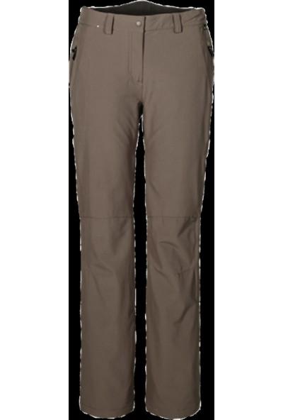 Jack Wolfskin Actıvate Winter Siltstone Outdoor Kadın Pantolon