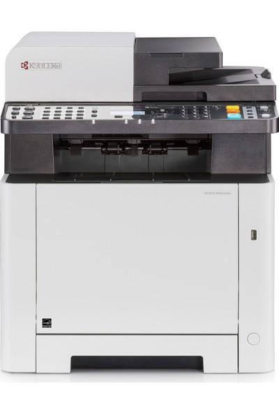 KYOCERA M5521CDW ECOSYS Renkli Fotokopi Tarayıcı Fax UsbEternetDuplex Yazıcı