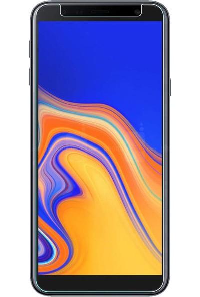 Case 4U Samsung Galaxy J4 Plus Ekran Koruyucu - Nano Cam