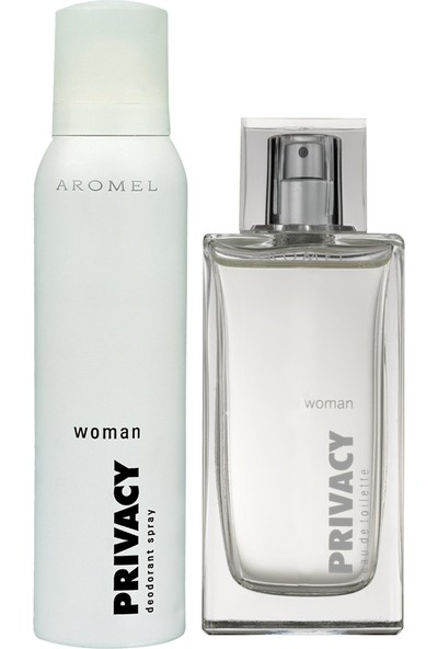 Privacy Woman EDT 100 ml Kadın Parfüm & 150 ml Deodorant
