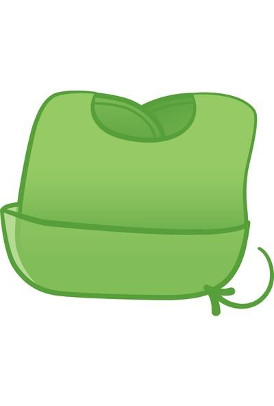iplay Su Geçirmez Eva Kumaş Bebek Cırtlı Mama Önlüğü 5'li Paket