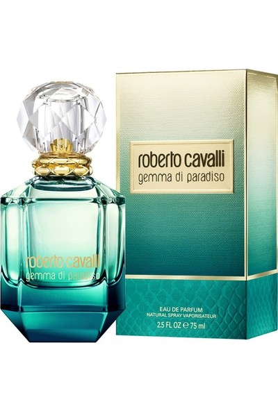 Roberto Cavalli Gemma Di Paradiso Edp 75 ml Kadın Parfümü