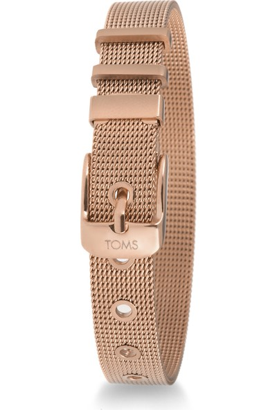 Toms Kadın Hasır Çelik Bileklik Tmj40000-100-C
