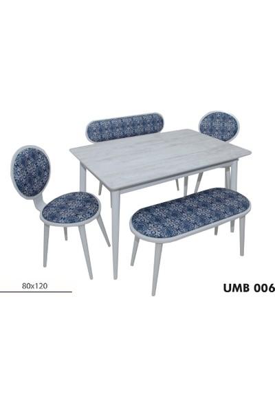 Grand Mutfak Masa Takımı Masa Ve 4 Sandalye