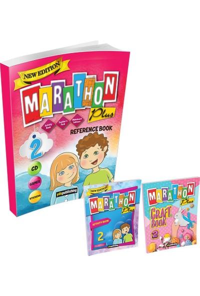 YdsPublishing Yayınları Marathon Plus 3 Set