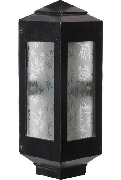 Çiftsan Dış Mekan İki Pencereli Aplik