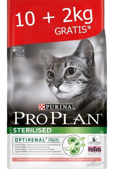 Pro Plan Somonlu Kısırlaştırılmış Kuru Kedi Maması 10+2 Kg