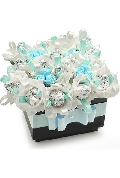 Çiçek mi Lazım Çikolata Kutu Taze Rüzgar