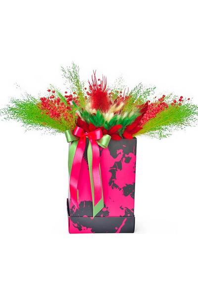 Çiçek mi Lazım Kuru Çiçek Tasarımı Sultan
