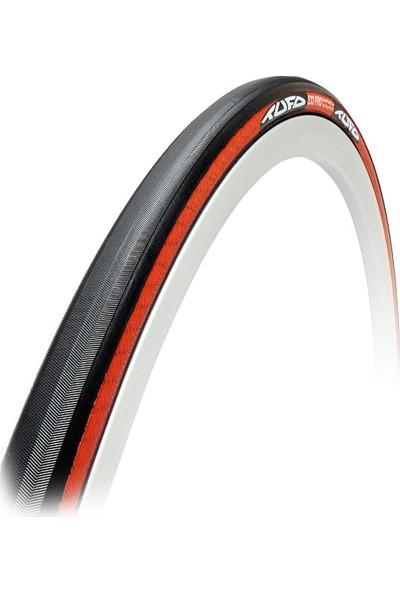 Tufo S33 Pro 24 700x24 Tubular Siyah-Kırmızı