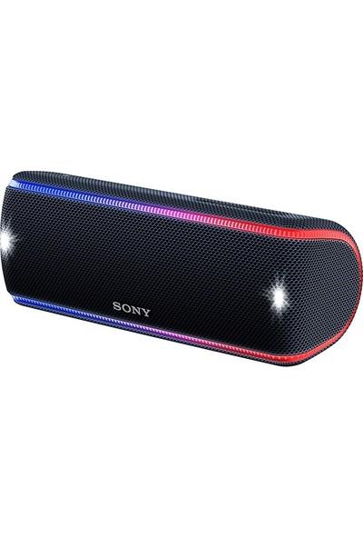 Sony SRS-XB31B Siyah Extra Bass Bluetooth Taşınabilir Hoparlör