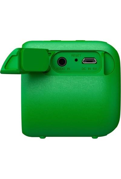 Sony SRS-XB01G Yeşil Extra Bass Bluetooth Taşınabilir Hoparlör