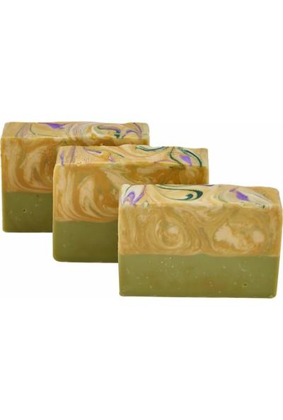 Soap & Beauty Elma Sirkeli Ve Papatyalı Doğal Sabun