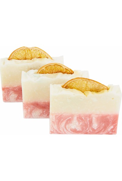 Soap & Beauty Portakallı Doğal Sabun