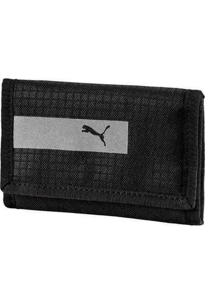 Puma Siyah Cüzdan 7549201 Vibe Wallet