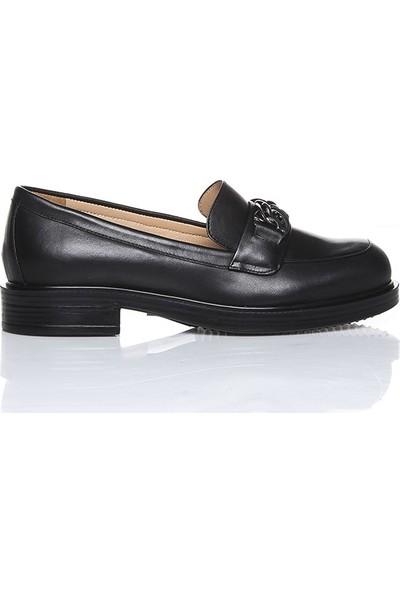 Efem 318-03 Kadın Deri Ayakkabı