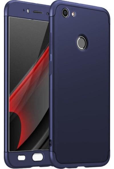 Microsonic Xiaomi Redmi Note 5A Prime Kılıf Double Dip 360 Protective