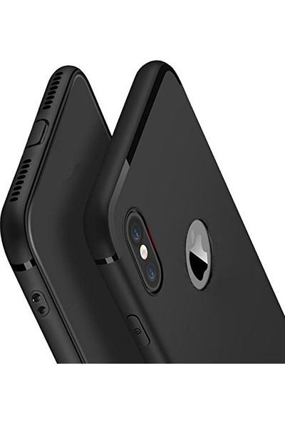 Microsonic Apple iPhone XR (6.1'') Kılıf Kamera Korumalı Siyah