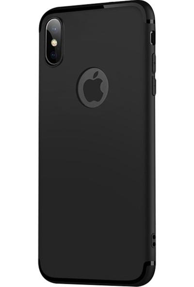 Microsonic Apple iPhone X Kılıf Kamera Korumalı Siyah