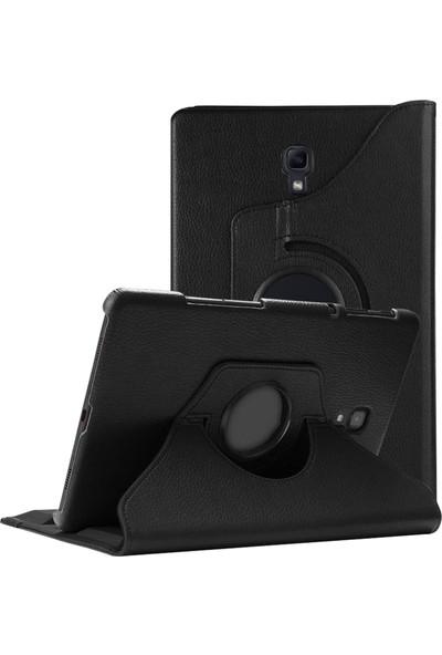 Microsonic Samsung Galaxy Tab A 10.5'' T590 Kılıf 360 Rotating Stand Deri