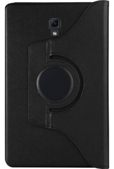 Microsonic Samsung Galaxy Tab S4 10.5'' T830 Kılıf 360 Rotating Stand Deri