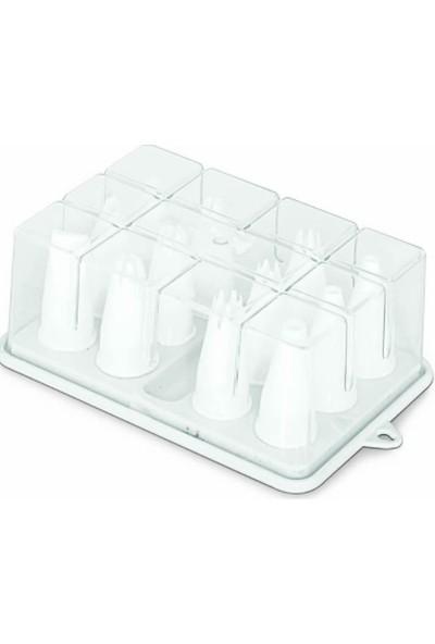 Pasta Cumhuriyeti Duy Seti Plastik 12li