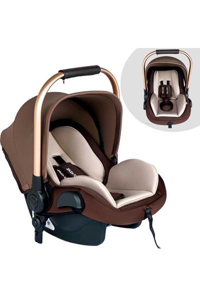 Baby Home Bh 500 Comfort Ana Kucağı Puset - Kahverengi