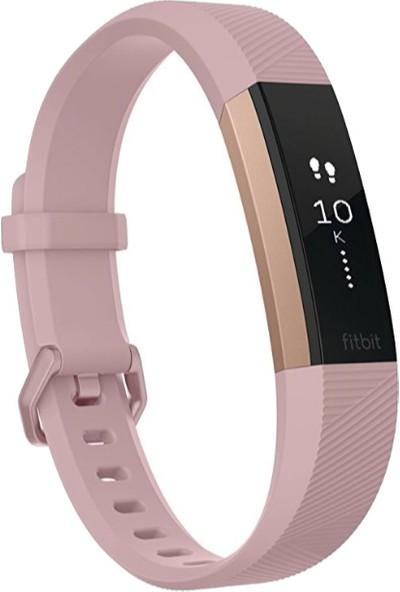 Fitbit Alta HR Special Edition Pink Rose Gold Akıllı Bileklik Large FB408RGPKL-EU