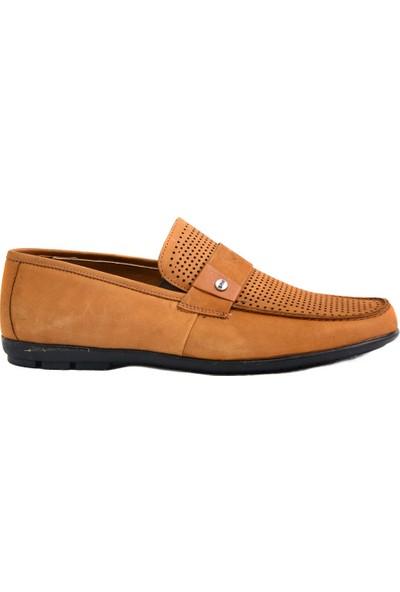 Berenni Taba Süet Erkek Casual Ayakkabı