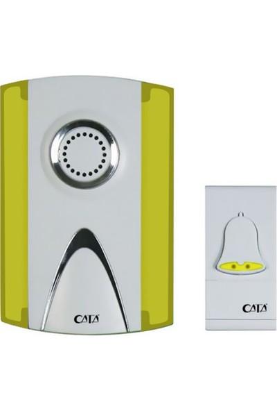 Cata Kablosuz Kapı Zili Ct-102