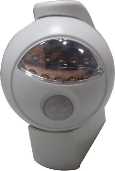 Watton Wt-269 Hareket Sensörlü Döner Lamba