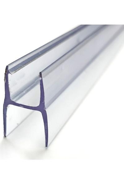 Şahin Cam Balkon Şeffaf Fitili 8 Mm Büyük H 180 Cm 4 Adet