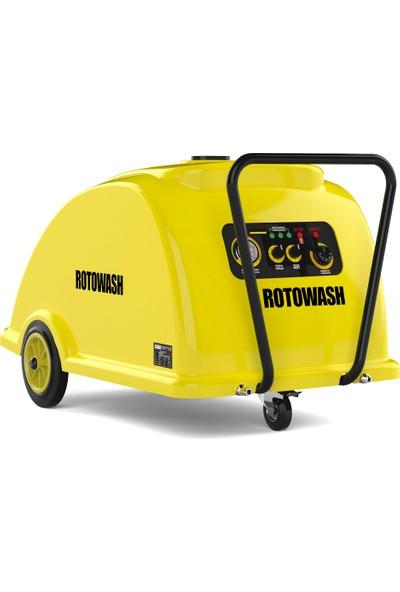 Rotowash Sds 2000 Turbo - Sıcak Soğuk 200 Bar