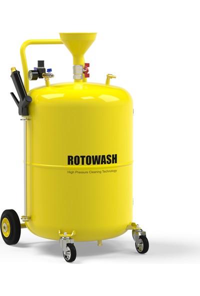 Rotowash 100 Lt Köpük Püskürtme Pompası 3-6 Bar Tetikli