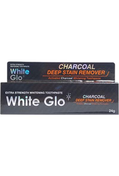 White Glo Aktif Kömürlü Diş Macunu 24gr