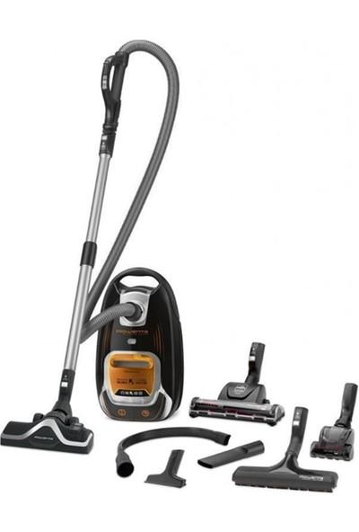 Rowenta RO6495EA Silence Force 4A+ Full Care 550 W Toz Torbalı Elektrikli Süpürge - 2211400321