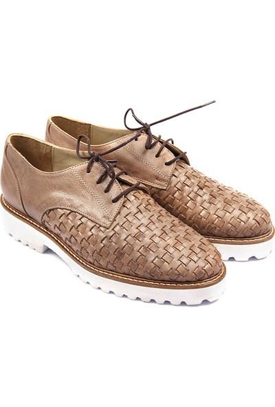 Gön Deri Kadın Ayakkabı 23132