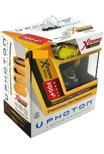 Photon Photon Xtreme Yellow H27-2 27W Sarı Far Ampulu Sis Del %30 Fazla