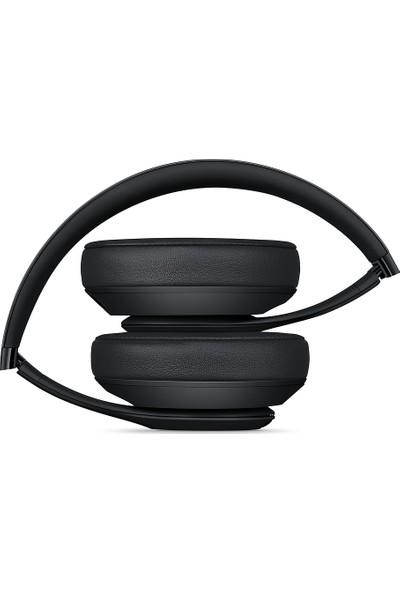 Beats Studio3 Bluetooth Kablosuz Kulaküstü Kulaklık - Matte Black MQ562EE/A