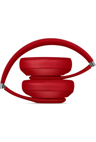 Beats Studio3 Bluetooth Kablosuz Kulaküstü Kulaklık - Red MQD02EE/A
