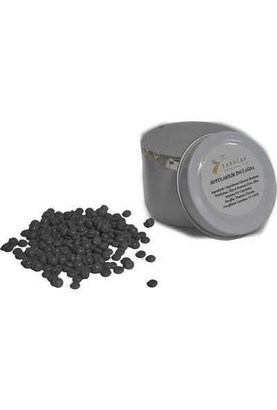 Xanitalia Soyulabilir İnci Ağda - Siyah İnci 50 gr