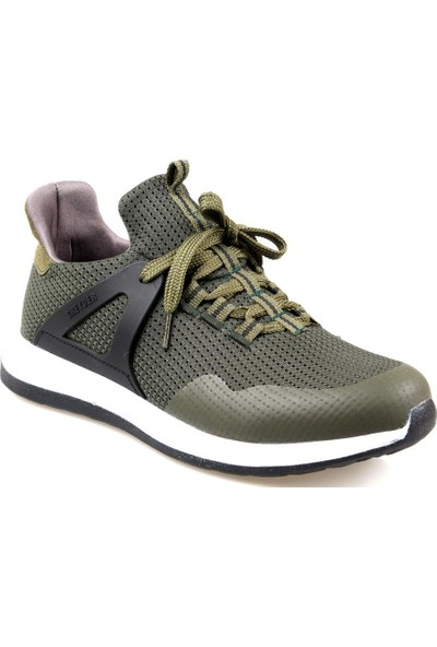 Greyder 63151 Erkek Yeşil Sneaker Ayakkabı