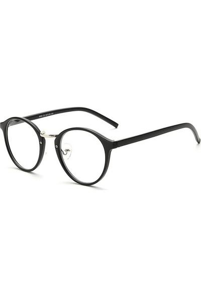 Jwl Her Yüz Tipine Uygun Tarz Unisex Gözlüğüü Siyah