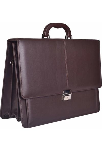 Nossen EV-27002 Kahverengi Notebook - Tablet ve Evrak Çantası