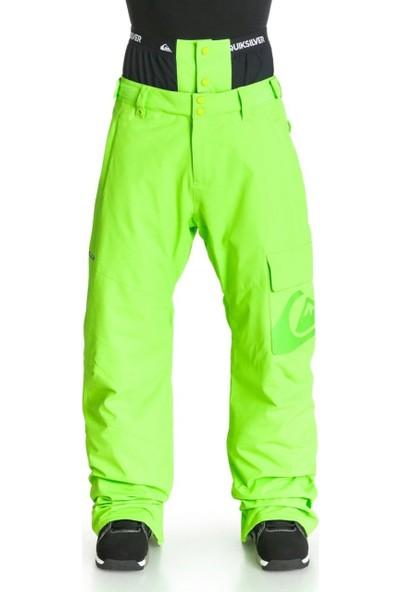 Quiksilver County INS - Snowboard Erkek Pantolon