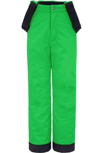 Maier Maxi Çocuk Kayak Pantolonu Yeşil
