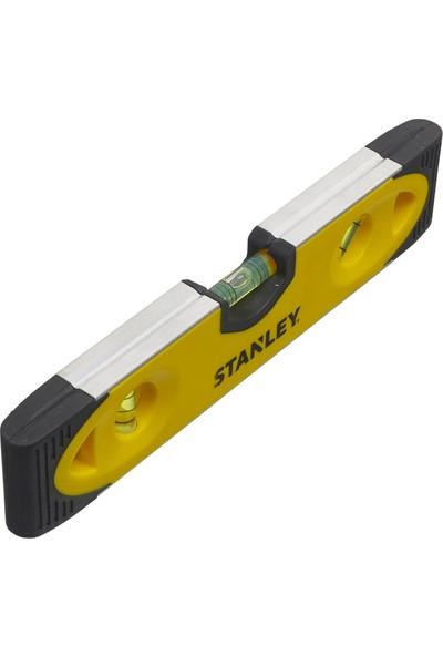 Stanley 0-43-511 25 mm Torpedo ve Şoka Dayanıklı Su Terazisi