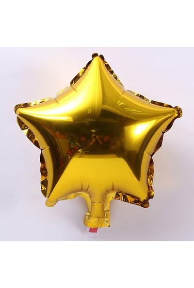 KBK Market 60 cm Altın Yıldız Balon